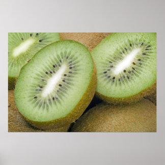 Kiwi Fruit Picture Poster
