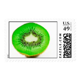 Kiwi Fruit - Postage Stamp