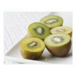 Kiwi fruit postcards