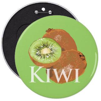 Kiwi Fruits Pinback Button