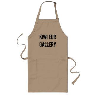 Kiwi Fur Gallery Apron