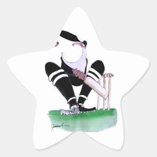 kiwi gobsmacked, fernandes tony pegatina en forma de estrella
