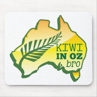 KIWI in OZ (Australia) BRO Mouse Pad