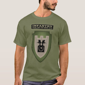 KIWI INFANTRY T-Shirt