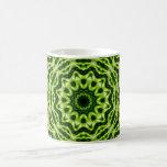 Kiwi Kaleidoscope Coffee Mug