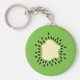 Kiwi keychain