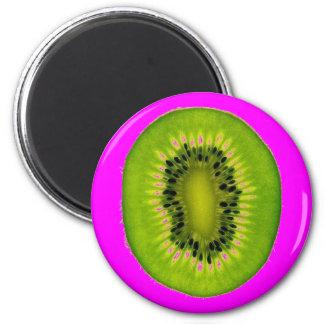 Kiwi Magenta Magnets