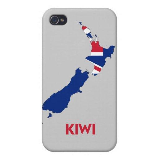 KIWI MAP iPhone 4 CASE