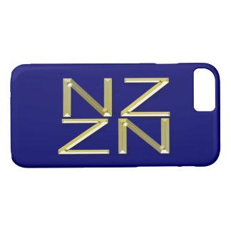 Kiwi New Zealand Design Patriotic Art iPhone 7 Case