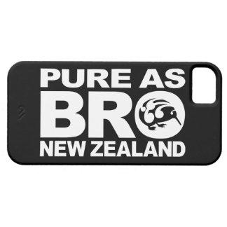 Kiwi, Nueva Zelanda puro iPhone 5 Case-Mate Cárcasa
