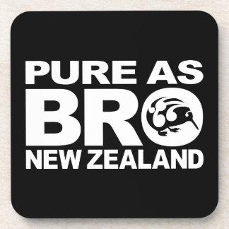 Kiwi Nueva Zelanda puro Posavasos
