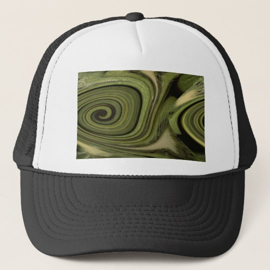 kiwi owl trucker hat