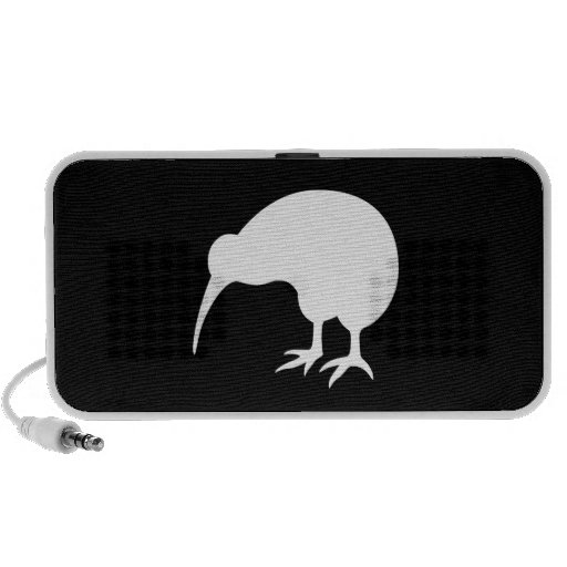 Kiwi Pictogram Doodle Speaker