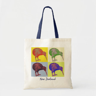 KIWI POP-ART Reusable Bag