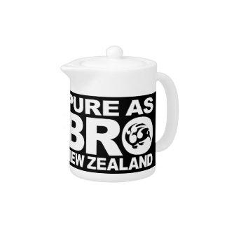 Kiwi, Pure New Zealand Teapot