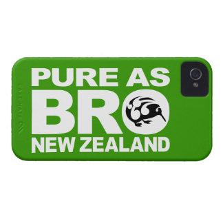 Kiwi, puro como bro, Nueva Zelanda iPhone 4 Cobertura