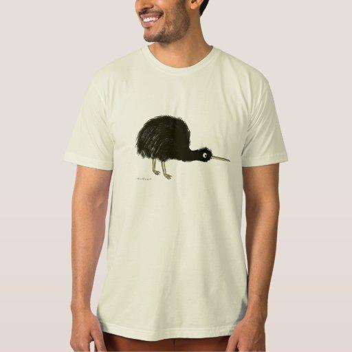 Kiwi reservado polera