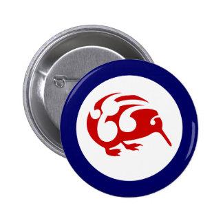 Kiwi Roundel 2 Inch Round Button