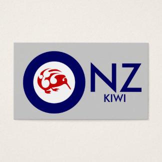 Kiwi Roundel Business Card