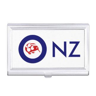 Kiwi Roundel Case For Business Cards
