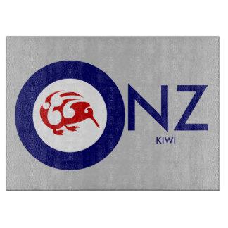 Kiwi Roundel Cutting Board