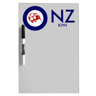 Kiwi Roundel Dry-Erase Board