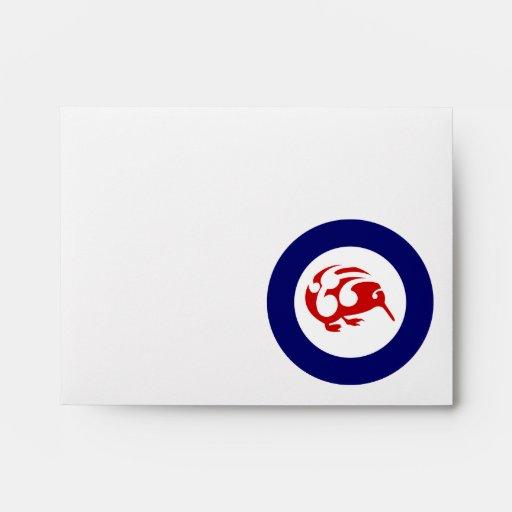 Kiwi Roundel Envelope