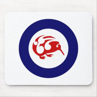 Kiwi Roundel Mousepad