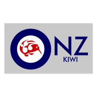 Kiwi Roundel Tarjetas De Negocios