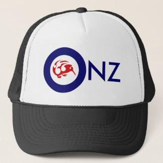 Kiwi Roundel Trucker Hat