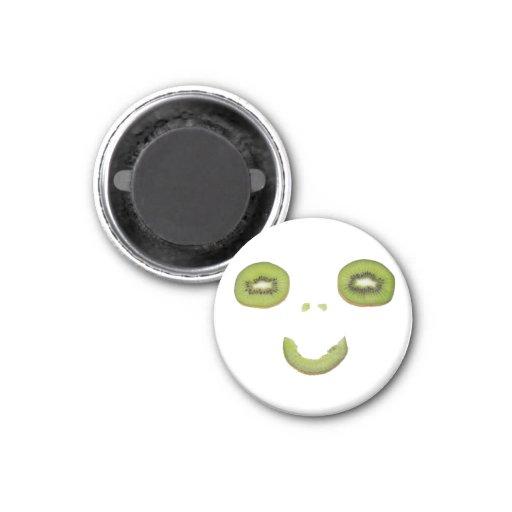 Kiwi - Smile - magnet