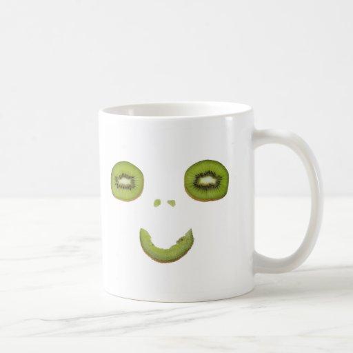 Kiwi - Smile taza -