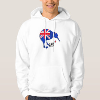 Kiwi soccer player Soccer team cup gifts Hoodie