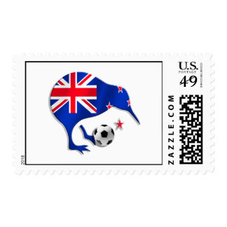 Kiwi soccer player Soccer team cup gifts Postage