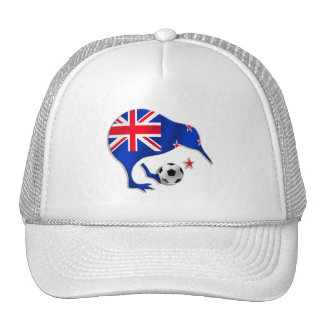 Kiwi soccer player Soccer team cup gifts Trucker Hat