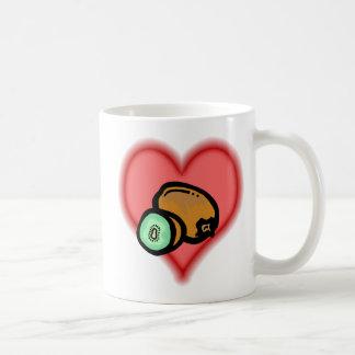 kiwi taza clásica