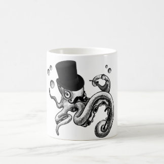 Kiwi the Fancy Octopus Coffee Mug