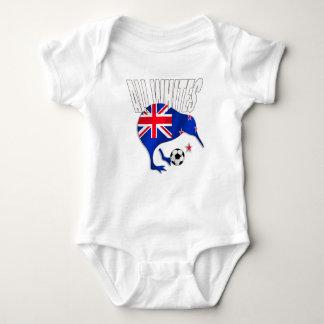 Kiwi todo el camisetas y regalos del logotipo de playera