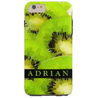Kiwi | Watercolor Fruit Picture Tough iPhone 6 Plus Case