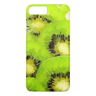 Kiwi   Watercolor Fruit Picture iPhone 7 Plus Case