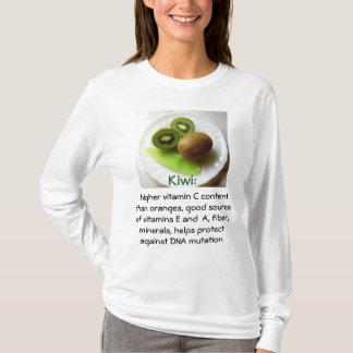 Kiwi womens hoodie