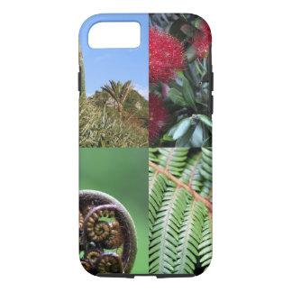 Kiwiana New Zealand native flora iPhone 8/7 Case