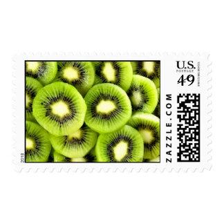 Kiwis Postage Stamp