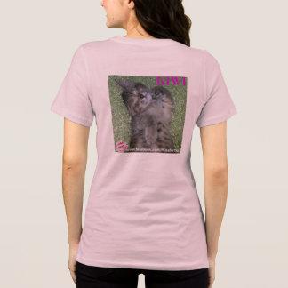 Kiwi's Smile Women's Tshirt