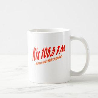 Kix 105.5 FM Mug