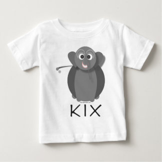 KIX PLAIN T-SHIRT