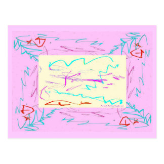 Kiya Art Postcard