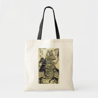 Kiyohiro Warrior Hero Minamoto Art Prints 1750 Tote Bag