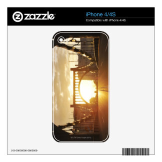 Kiyosu Bridge iPhone 4 Skin