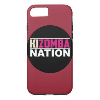 Kizomba Nation iPhone 7 Case